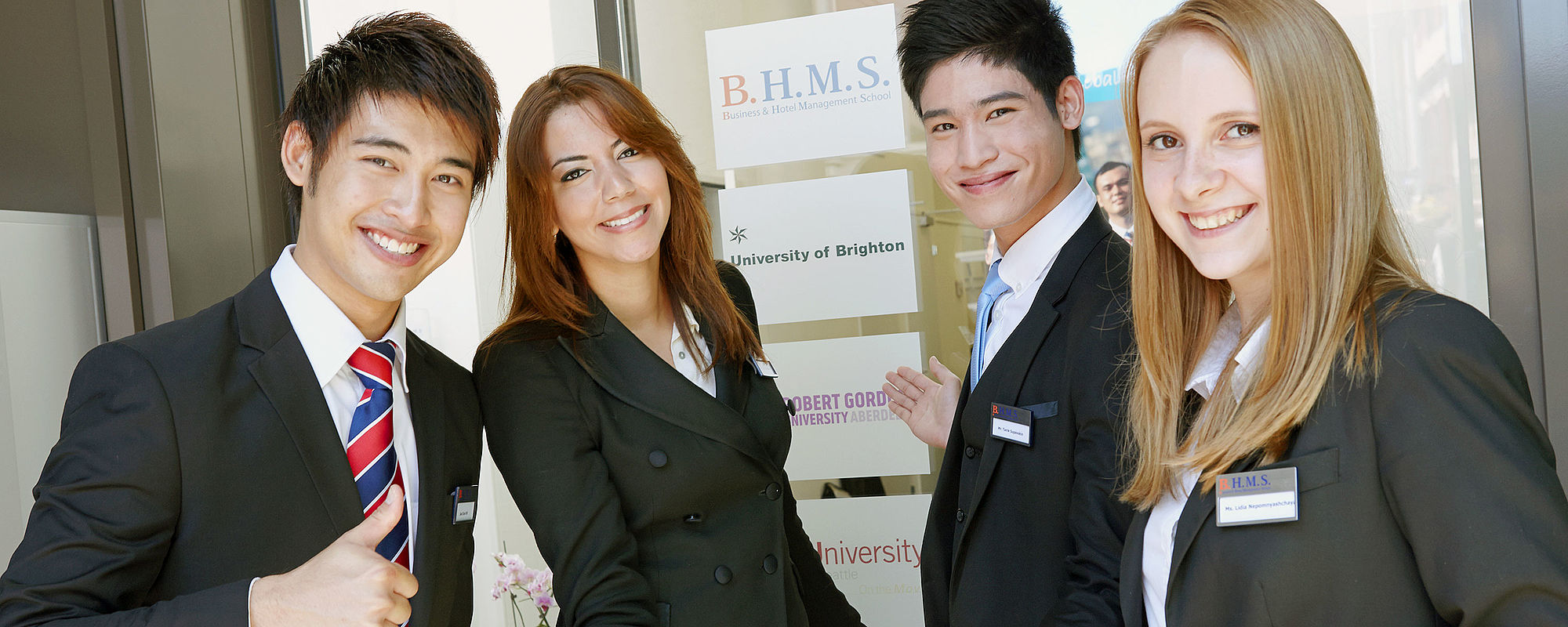 B.H.M.S. Business & Hotel Management School in Lucerne