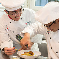 Degree in Culinary Arts - B.H.M.S. Lucerne